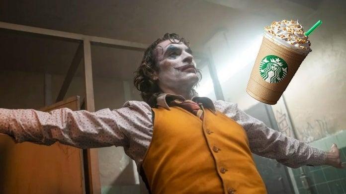 """Starbucks """"Secret Menu"""" Joker Frappuccino Puts a Villain Spin on a Favorite Drink"""