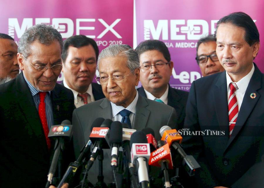 Dr M: Kelantan given provision in 2020 Budget for development