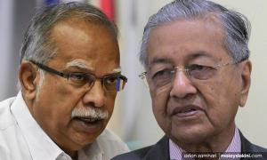 Never mind if Ramasamy dissatisfied, Dr M defends Sosma crackdown again