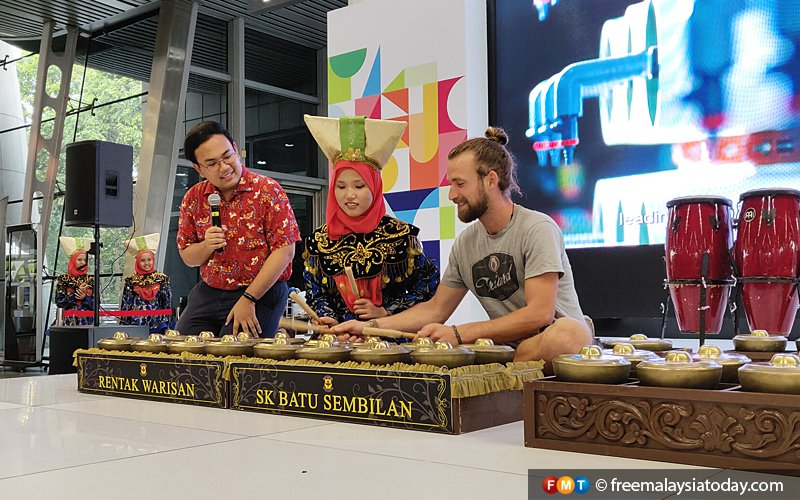 MAHB sets up shop to showcase local products and culture