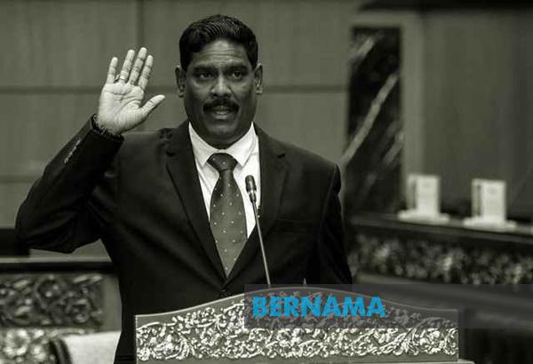 IPF president Sambanthan dies