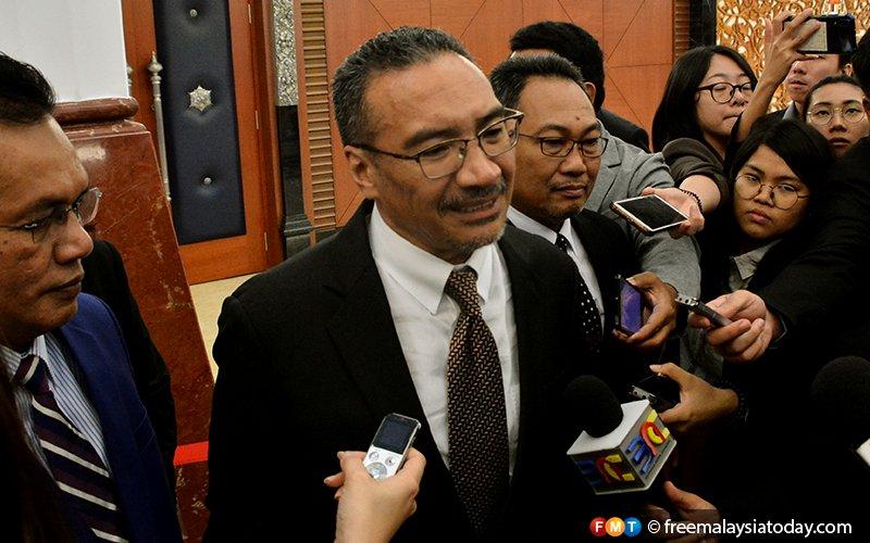 Hishammuddin denies trying to sideline DAP, Amanah