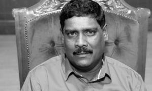 Indian Progressive Front president M Sambanthan dies