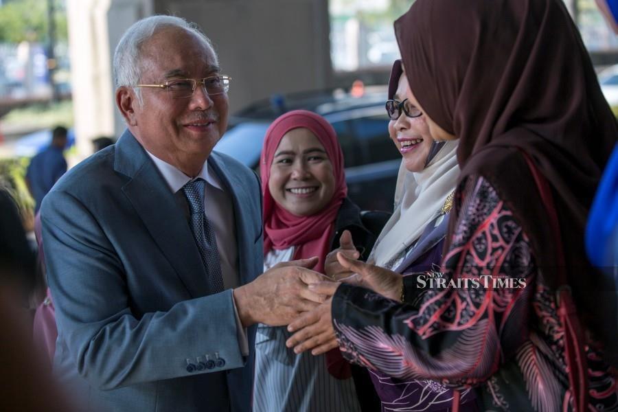 Najib instructed Felda subsidiary to review Kuching hotel acquisition proposal