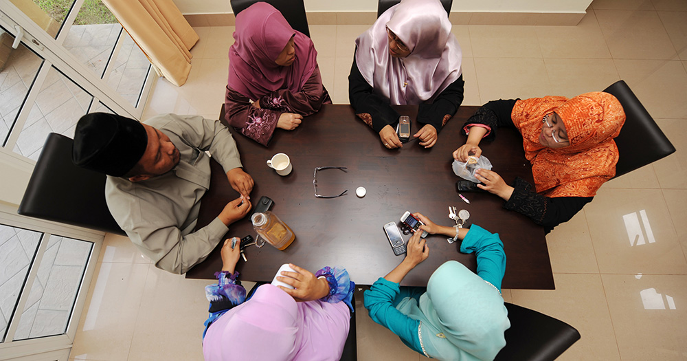 70% of M'sian Muslim women okay with men practising polygamy but not their own husbands