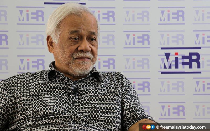 MIER chief blames rent-seeking politicians for NEP's failure