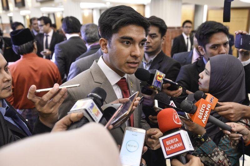 Syed Saddiq again labels Hew 'super stupid' over pro-China propaganda