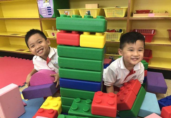 香港仔浸信会白光幼稚园 11月2日举办开放日