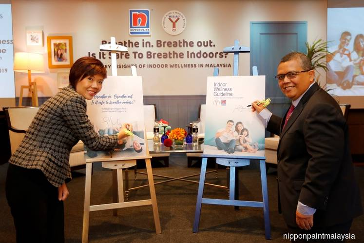 More than half of Malaysians affected by poor indoor air quality