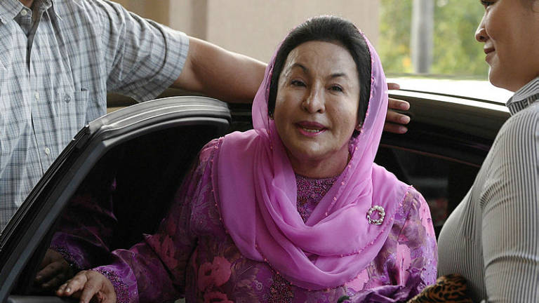 Court to hear Rosmah's bid to stay jewellery trial on Oct 22