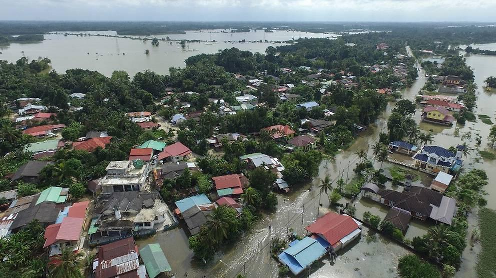 Floods in Kelantan, Terengganu, northern Peninsular Malaysia expected in November: Disaster agency
