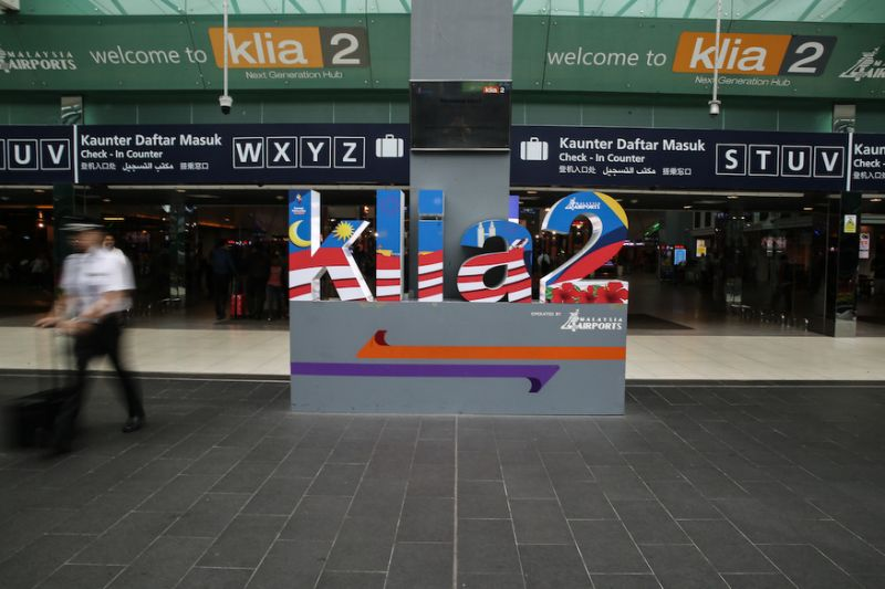 MAHB says relocating KLIA2 duty-free store to make room for immigration queues