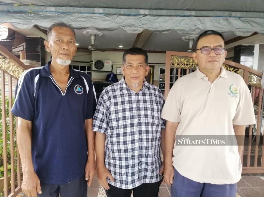 Late PKNS worker Azalan was a 'kaki surau'