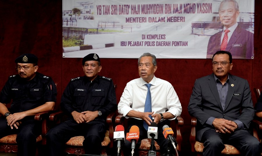 Home Ministry to probe enforcement personnel corruption revelation by MACC