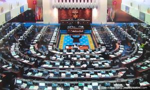 Dewan Rakyat falls short of 26 MPs quorum