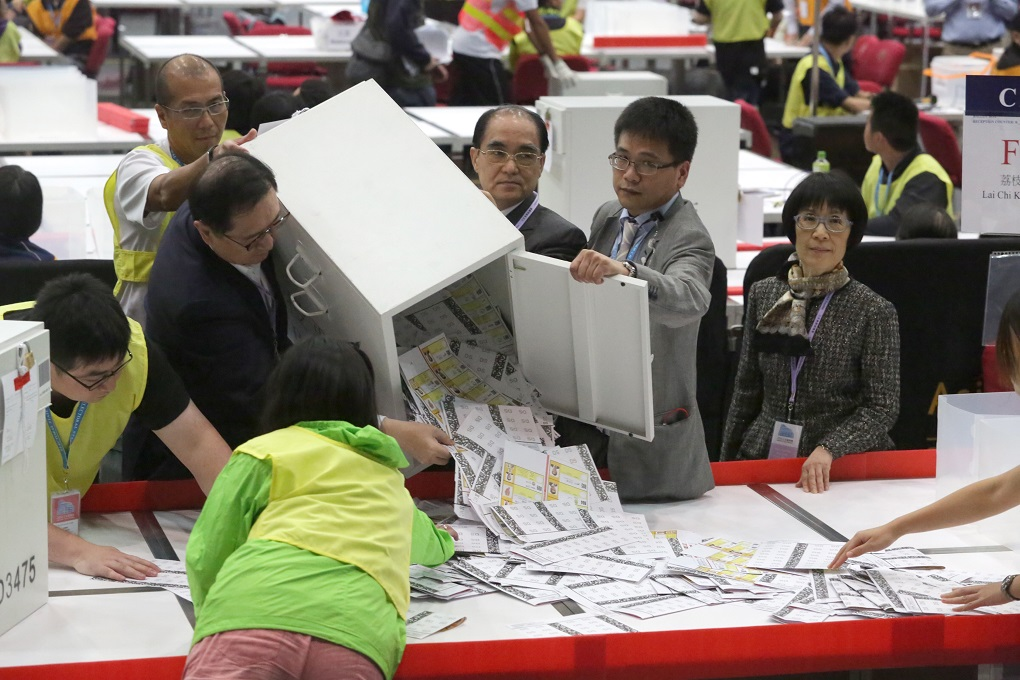【区会选举】提名期结束选举主任接1104份提名 罕见无「白区」