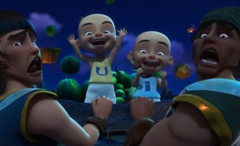 Upin & Ipin: Keris Siamang Tunggal is one of 32 films submitted for Best Animated Feature Oscar