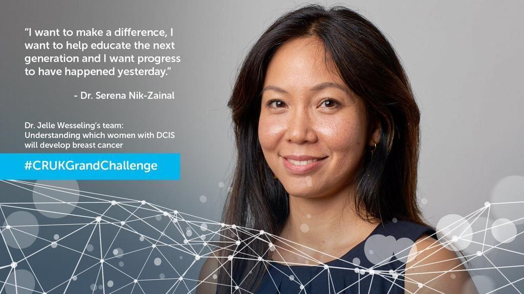 M'sian scientist Dr Serena Nik Zainal wins prestigious award for cancer research!