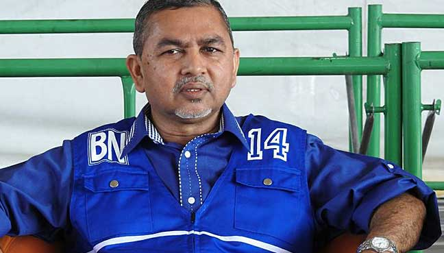 Bukit Gantang MP demands PKR withdraw claim he has joined party