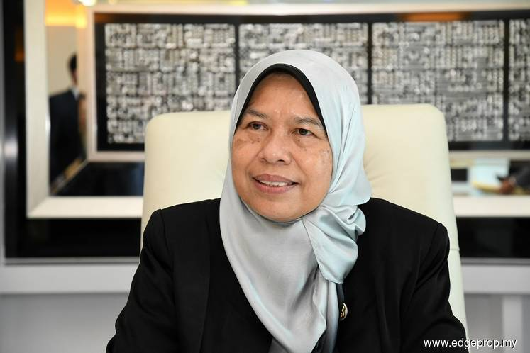 Zuraida says will reply to show-cause letter