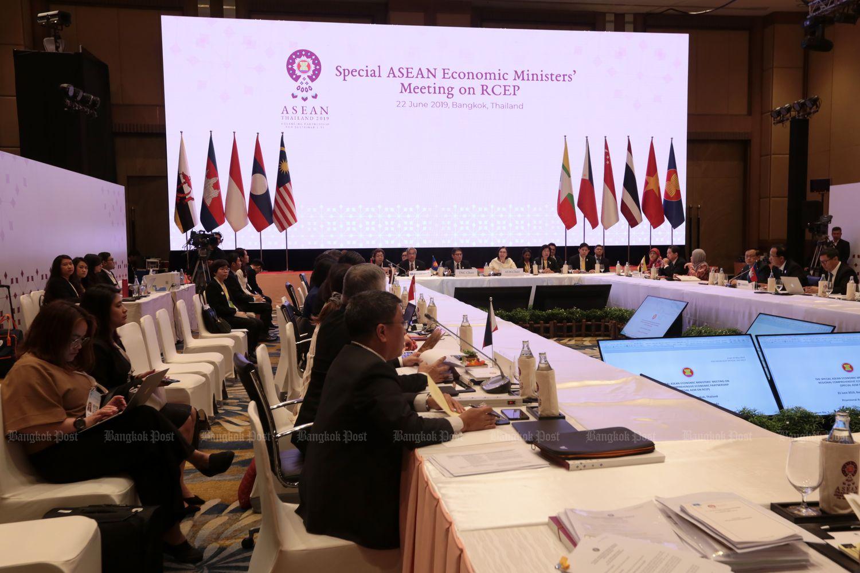 Thailand has 'good feeling' over RCEP