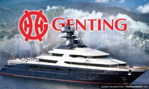 Genting looking to resell Jho Low's yacht for an extra US$74m