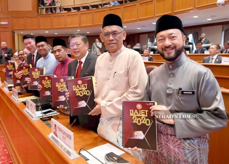 RM750 windfall for Kedah civil servants