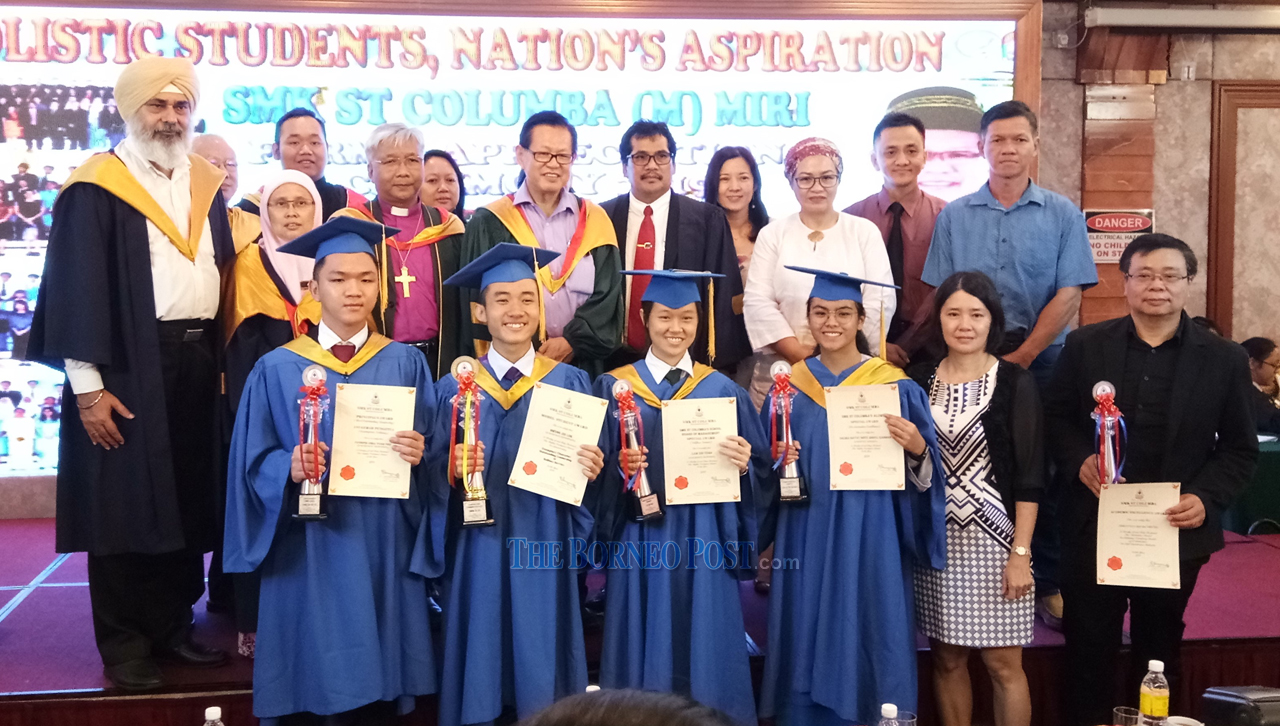 Lee credits mission schools for educating many Sarawakians