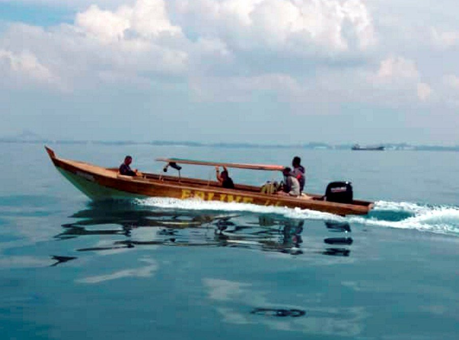 Collective decision necessary on the use of pump boats