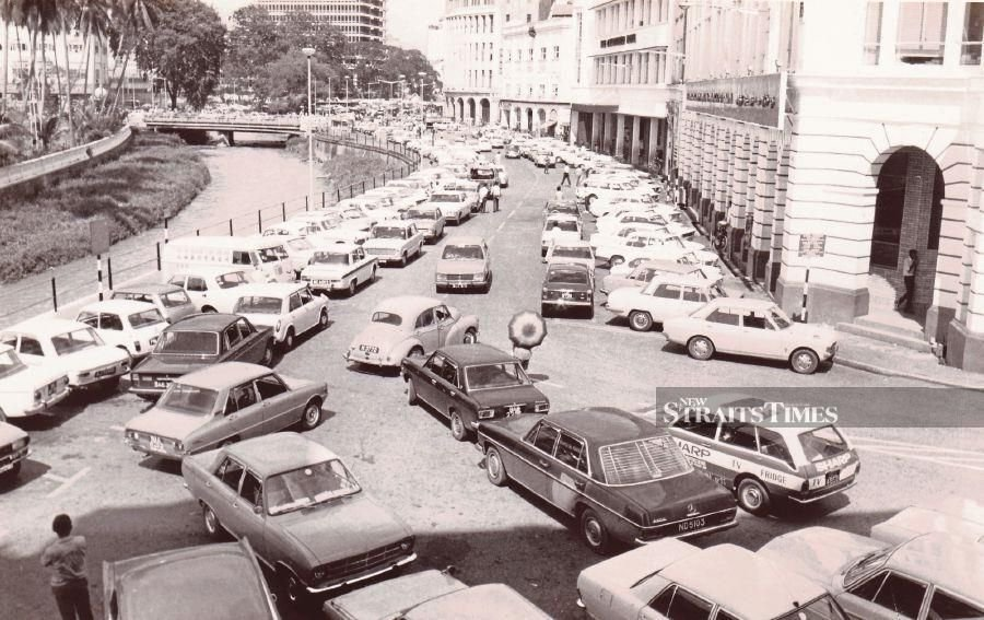 How KL's streets got their names