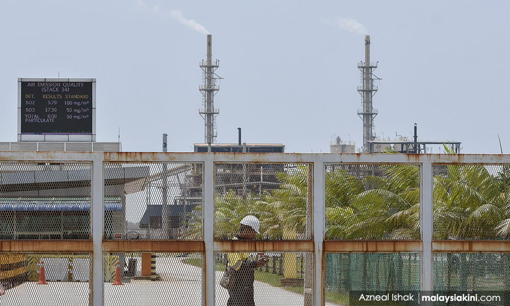 Lynas to have stricter conditions to end radioactive residue production