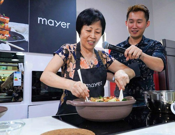 Mayer's Latest Kitchen Line Features New Innovations