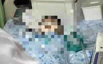 5岁童遭师喂毒惨脑死陷昏迷  妈妈被要求拔管