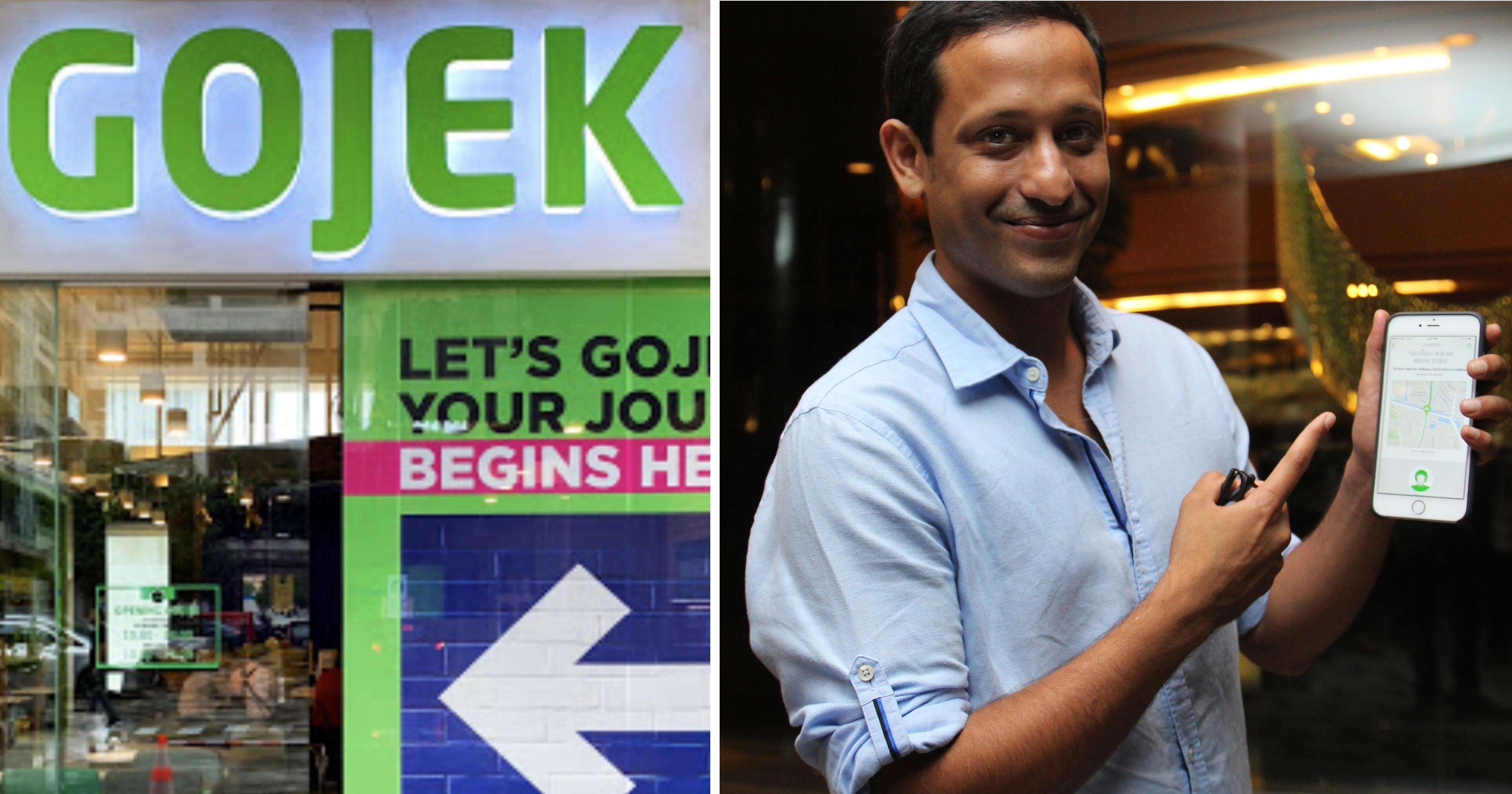 GoJek CEO resigns from post to join President Jokowi's cabinet