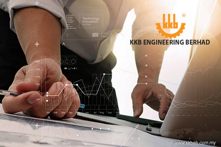 KKB Engineering rises 9.3% on higher 3Q earnings