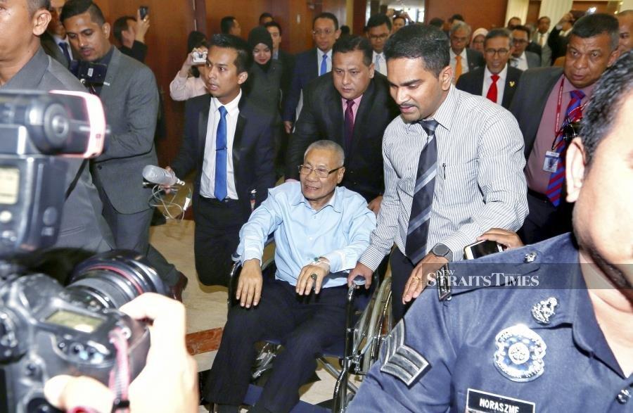 Nibong Tebal MP faints in Dewan Rakyat