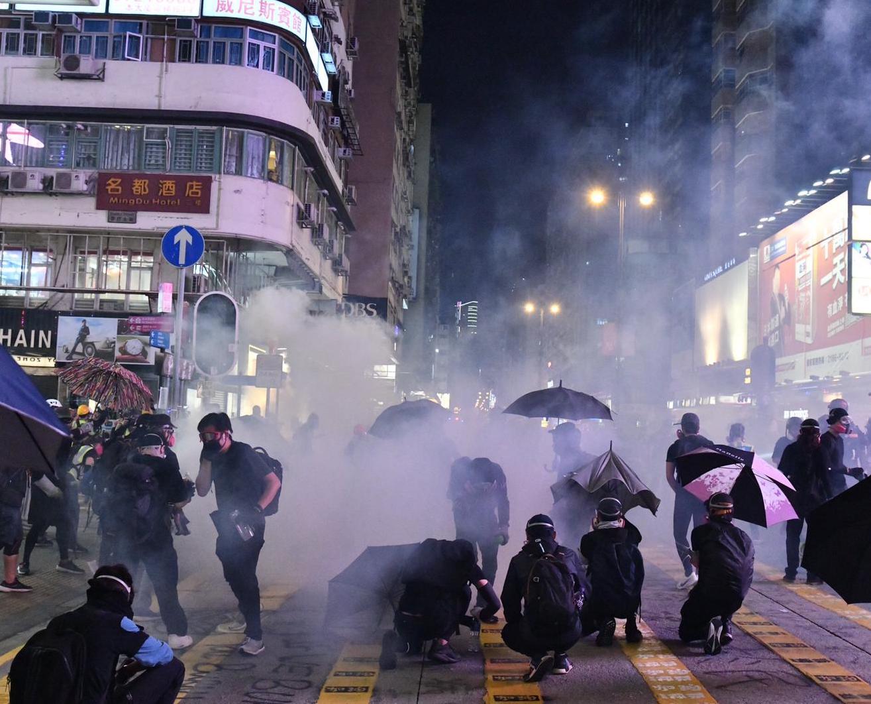 医管局:今日示威暂有24伤者送院 6人情况严重