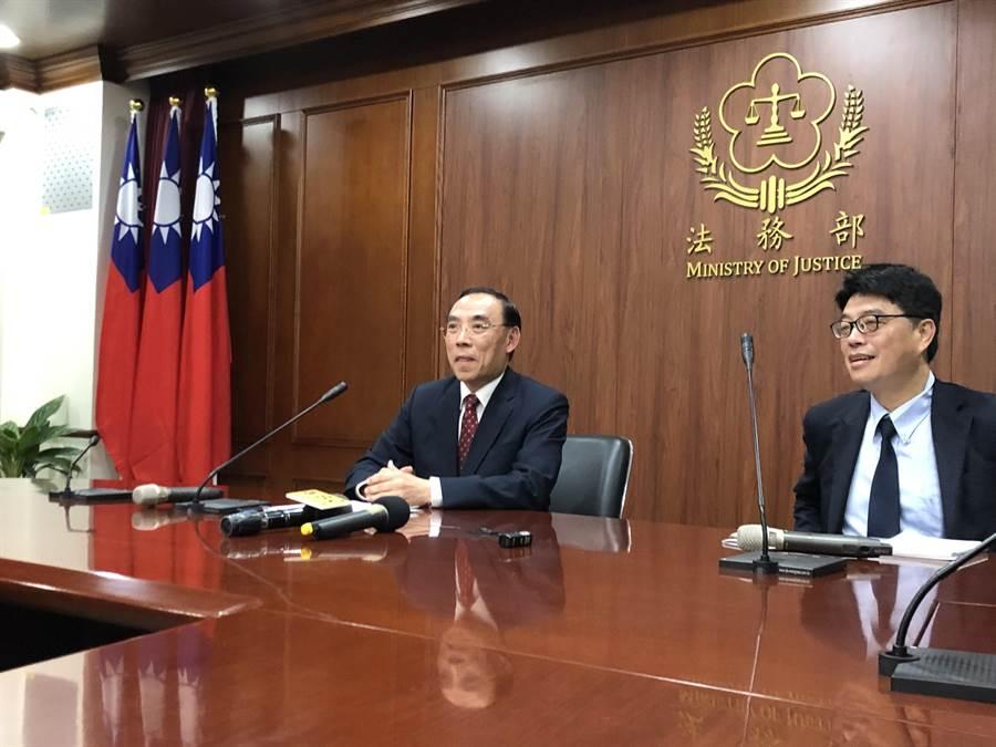 【修例风波】台湾法务部促港府优先审理陈同佳案 有否管辖权由法院裁定