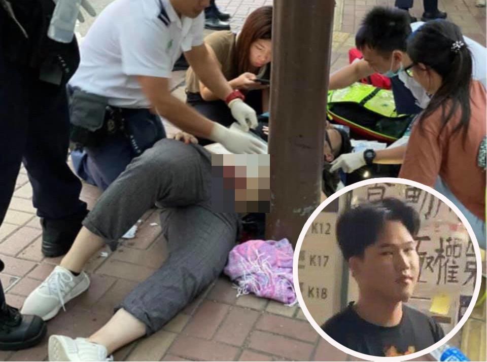 19岁男生遭劏肚 内地汉涉伤人罪还柙候讯