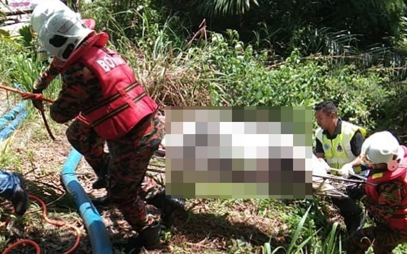 Body with hands and feet tied found in Pahang lake