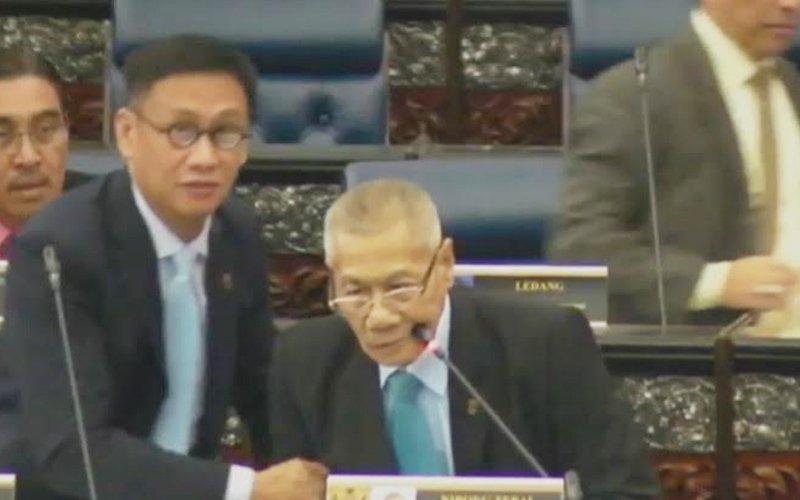 Nibong Tebal MP collapses during debate
