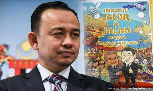 Maszlee: MOE's decision not to approve comic book was based on law