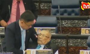 Nibong Tebal MP recovering after mid-speech collapse in Parliament