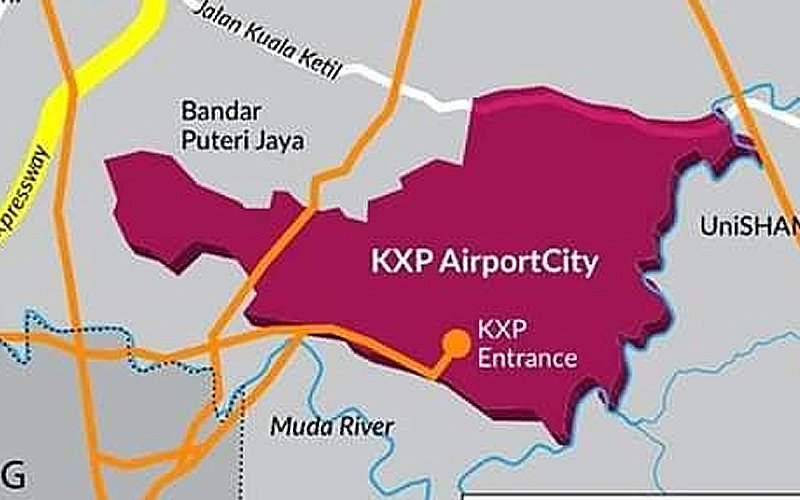 No land swap deal yet for Kulim airport, says MB
