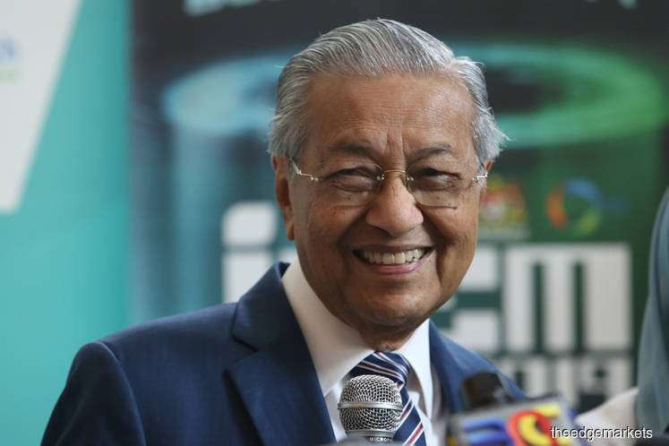 Dr M says he's not retracting his comments on Kashmir at UN Assembly