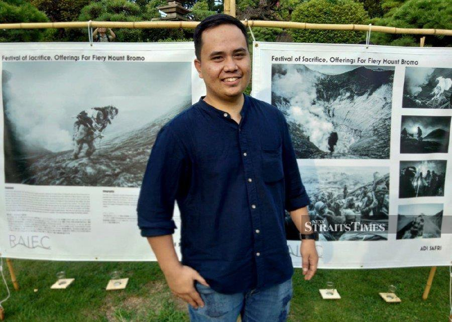 NSTP photographer awarded own exhibition in Kobe festival