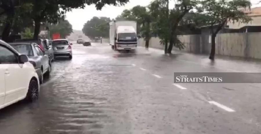 Seberang Perai hit by floods; almost 200 evacuated