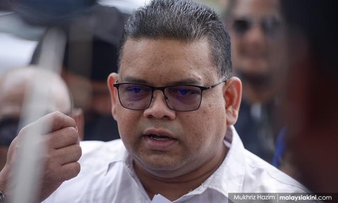 纳吉表罪成立不意外,洛曼抨马哈迪干预司法