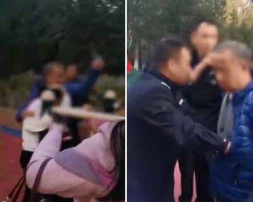 河北69岁老翁持钳子打伤5学生3家长 怀疑是精神病患者