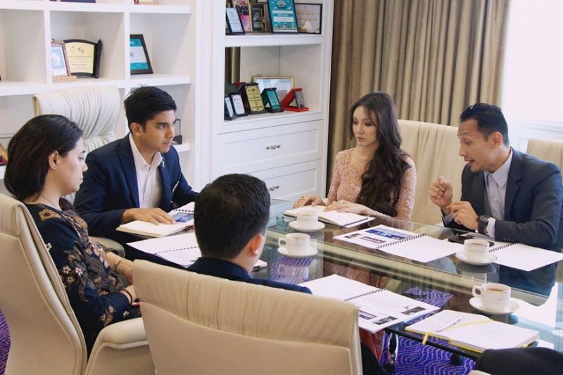 Orange E-sports: Meeting with Syed Saddiq was to discuss youth initiative pitched by Cleo International